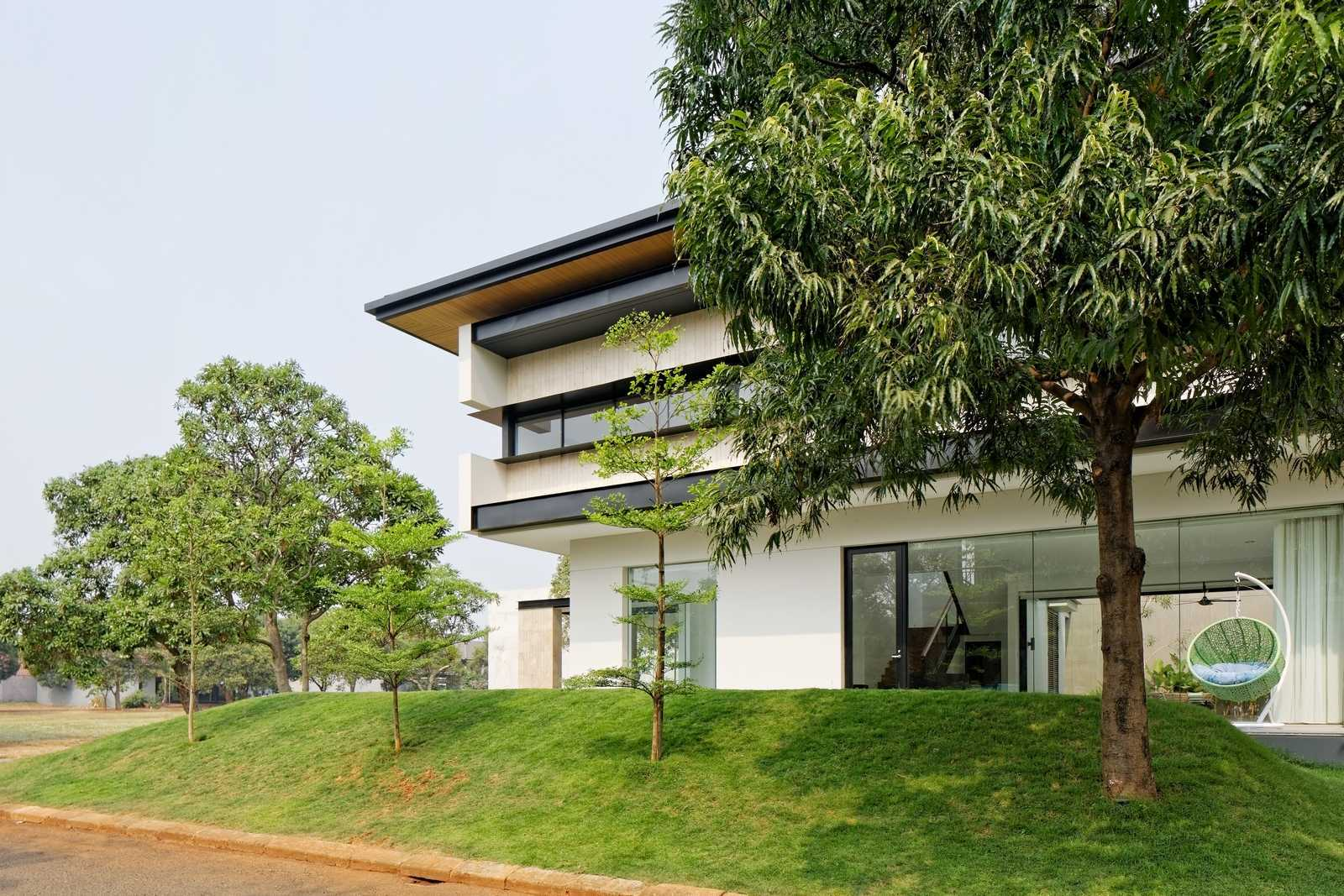 Axialstudio Rs House Alam Sutera - Tangerang Alam Sutera - Tangerang Street View Modern  29248