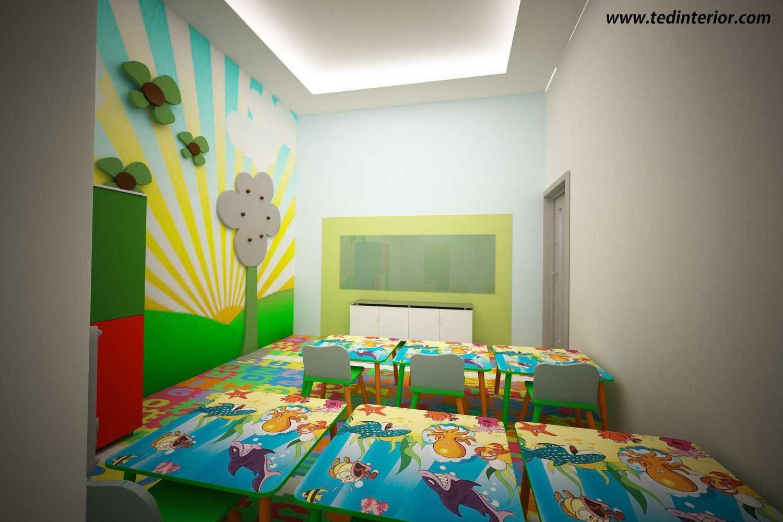Foto inspirasi ide desain ruang belajar minimalis R oleh Pd Teguh Desain Indonesia di Arsitag