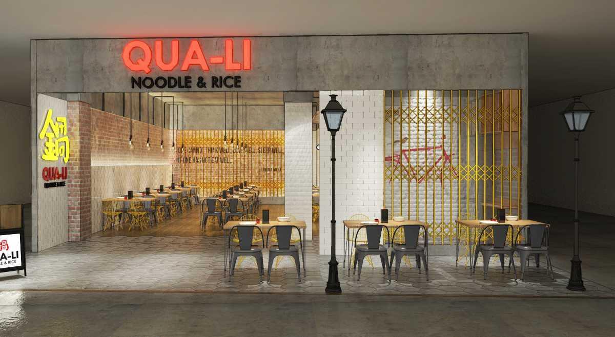 Foto inspirasi ide desain exterior asian Front view oleh arkitekt.id di Arsitag