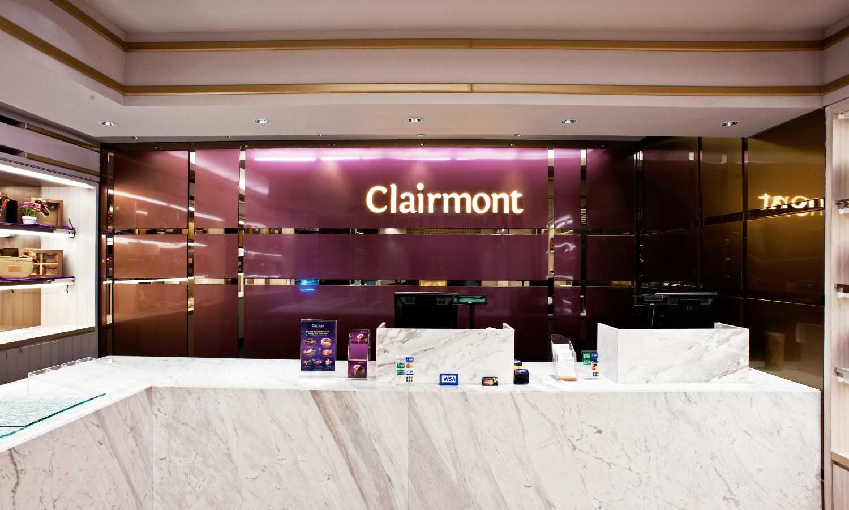 Foto inspirasi ide desain lobby modern Cashier area oleh VIN•DA•TE di Arsitag