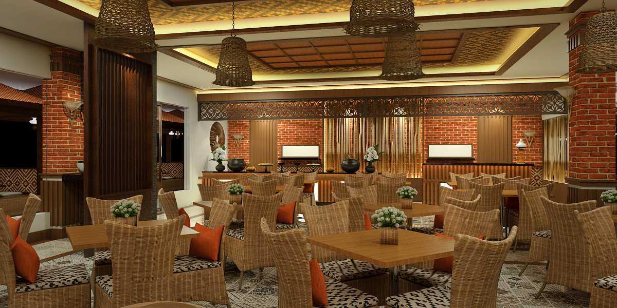 Foto inspirasi ide desain restoran tradisional View-1 oleh liska yulianti di Arsitag