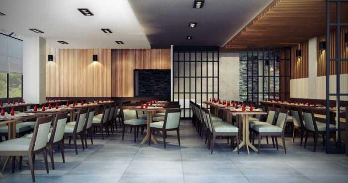 Foto inspirasi ide desain ruang makan asian Dining area oleh rendrahandy di Arsitag
