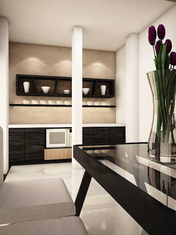 Foto inspirasi ide desain ruang makan minimalis Dining room oleh Expo Tje. AA.AA.BSC.BA.MA di Arsitag