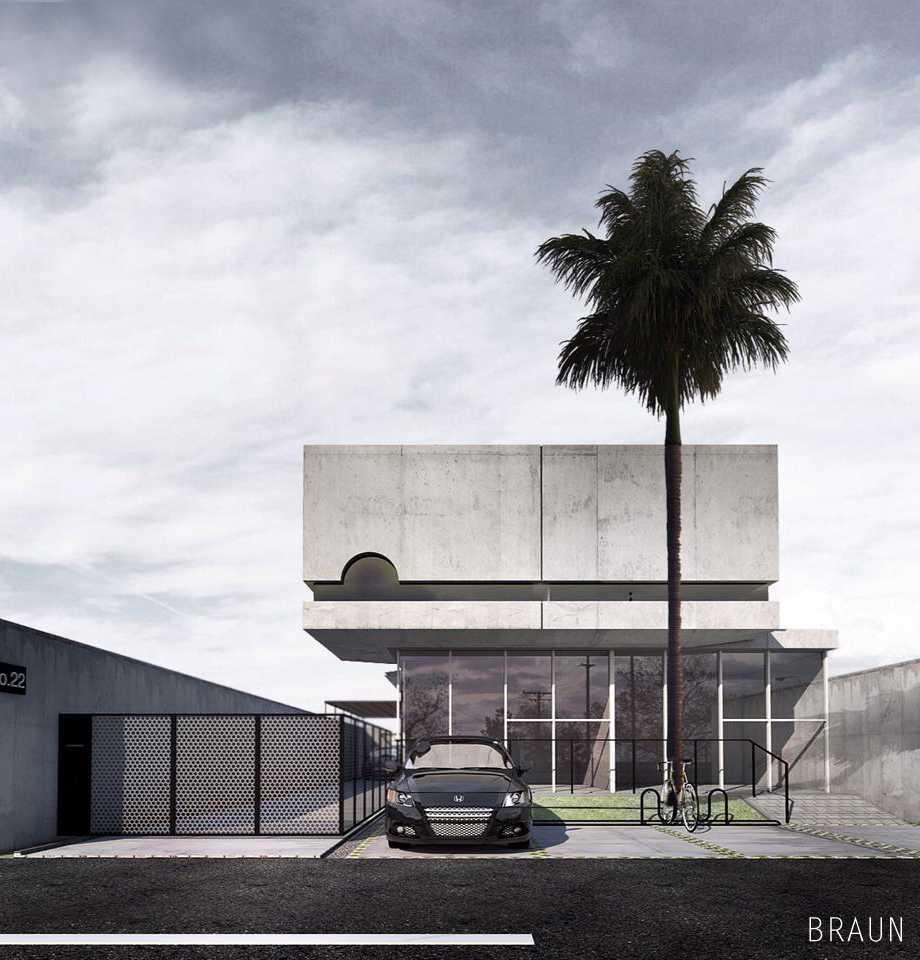 Braun Studio di Cimahi